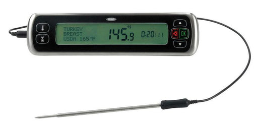 Chef's Digital Leave-In Thermometer