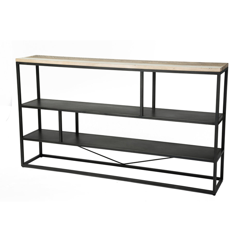 Metro Havana Low Bookshelf - Greenhouse Home