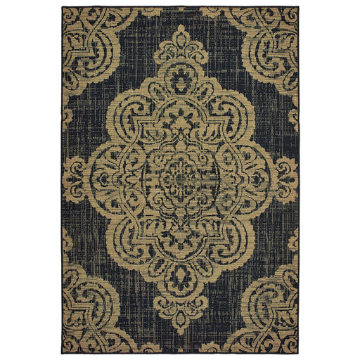 Marina Dark Diamond Rug