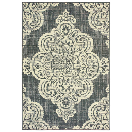 Marina Pattern Rug - Greenhouse Home