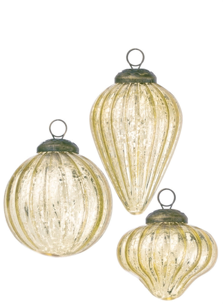 Mini Shapes Ornament - Greenhouse Home