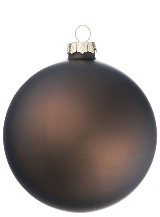 Matte Ball Ornament - Greenhouse Home
