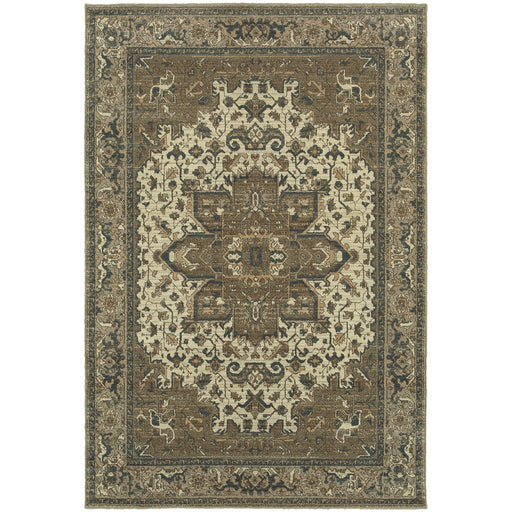 Pasha Rug in Gray