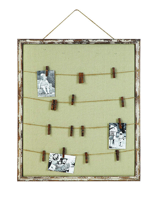Picture Holder with Twine & Cloth