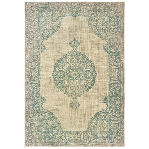 Raleigh Rug in Blue