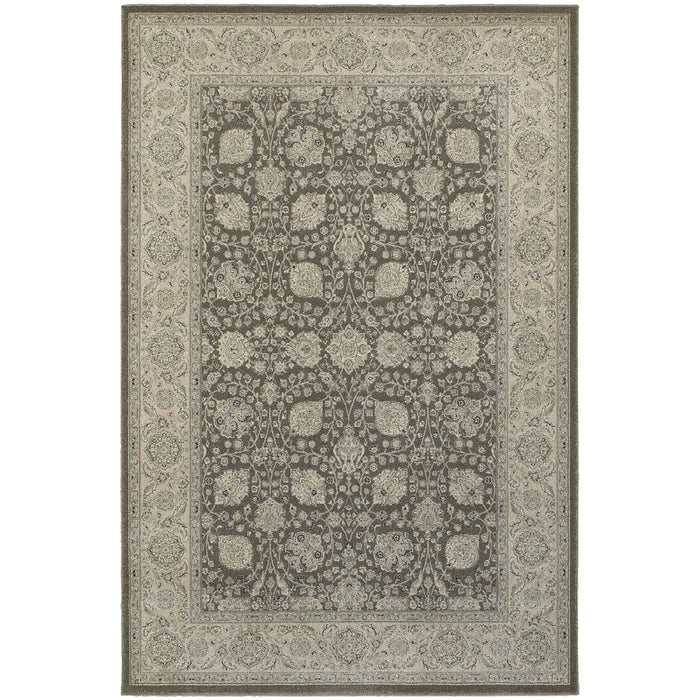 Richmond Rug in Gray