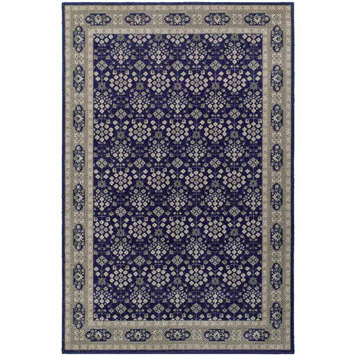 Richmond Rug in Navy