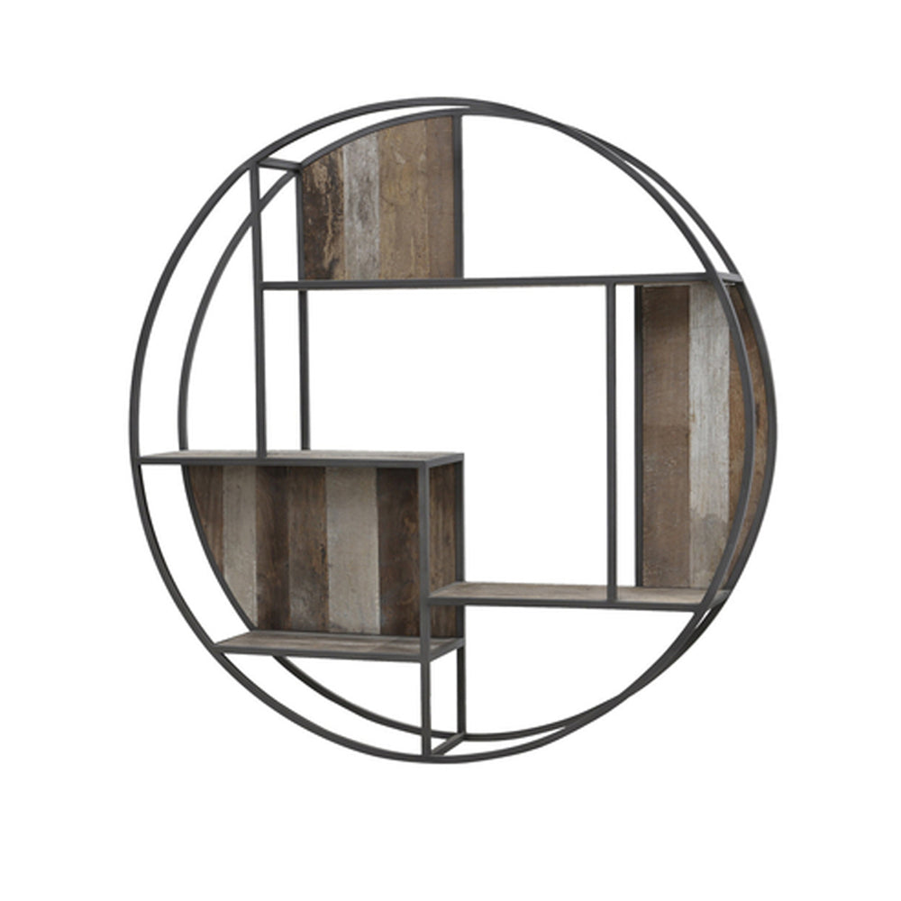 D-Bodhi Round Wall Rack