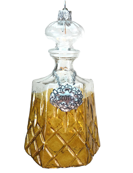 Decanter Bar Ornament - Greenhouse Home