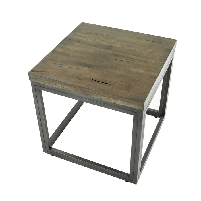 Stark Side Table - Greenhouse Home