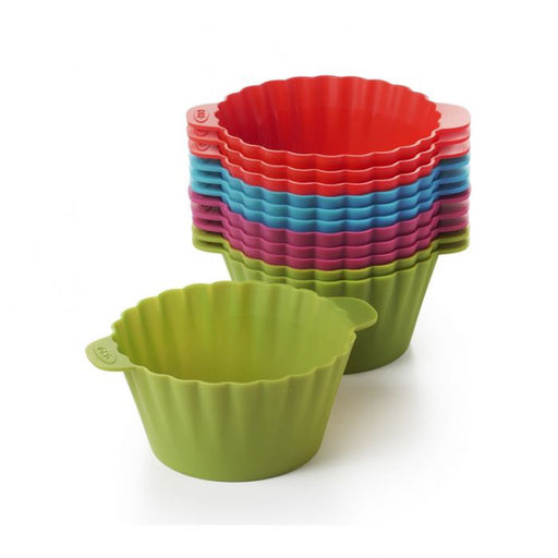 Silicone Baking Cups - Set of 12
