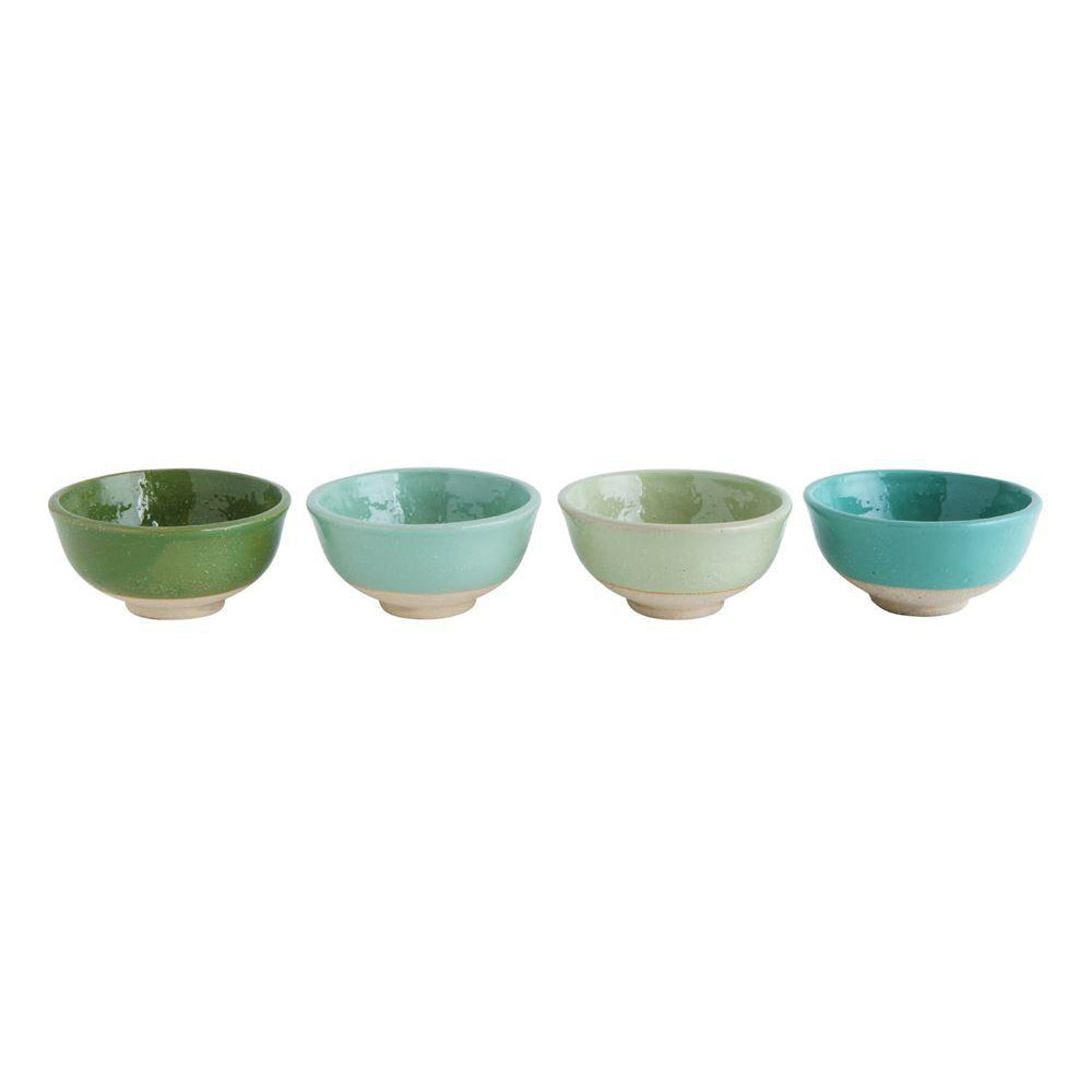 Stoneware Glazed Matte Bowl - Greenhouse Home