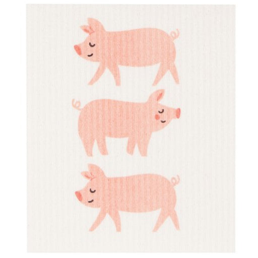 Penny Pig Swedish Dishcloth