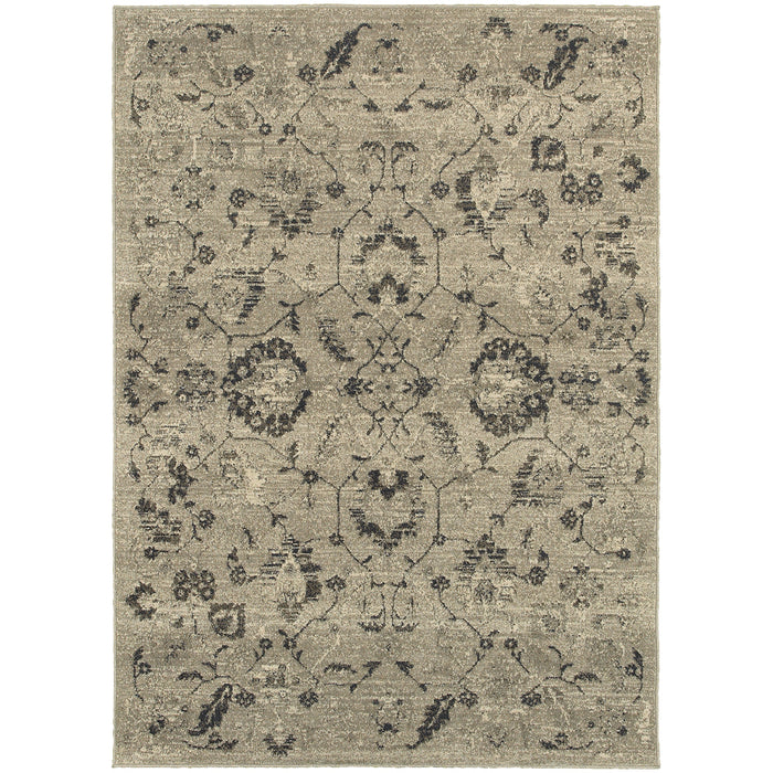 Highlands Tonal Tracery Rug