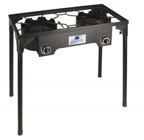 Stansport Stove - 2 Burner