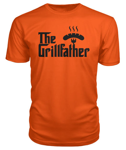 The Grill Father Premium Tee