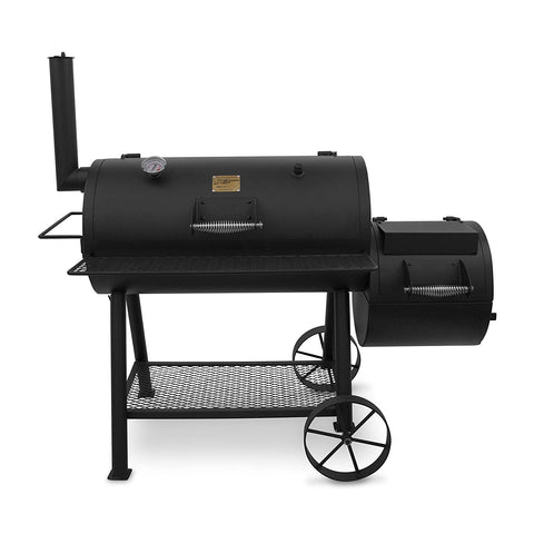 Char-Broil Highland Offset Smoker Grill