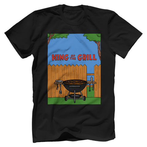 King Of The Grill Apparel
