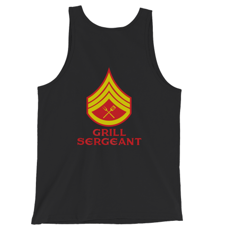 Grill Sargent Back Design Apparel