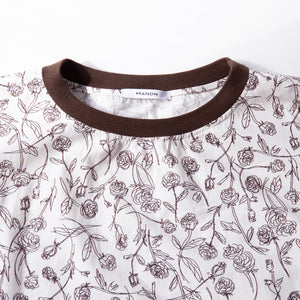 ORIGINAL FLOWER OVER TEE