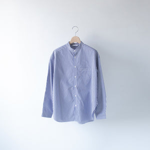 BAND COLLAR CLASSIC SHIRT