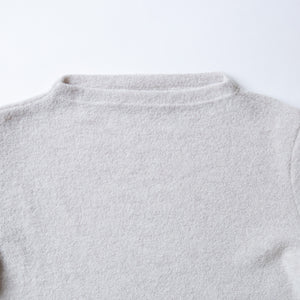 BOTTLENECK KNIT SEW