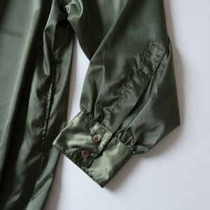 SATIN BALLOON JACKET
