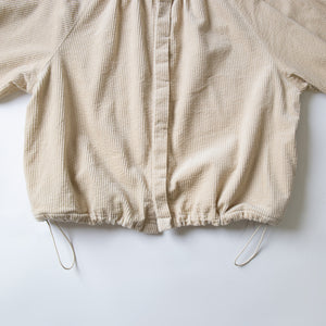 CORDUROY BALLOON JACKET