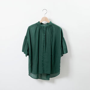TENCEL OVER DYED AMICAL SHIRT