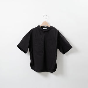 HI-NECK PULLOVER SHIRT