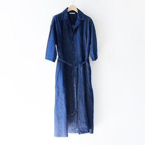 SOUTIEN COLLAR ONE PIECE COAT