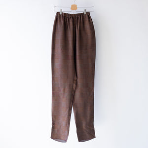 JACQUARD EASY PANTS