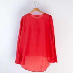 RAMIE PULLOVER BLOUSE