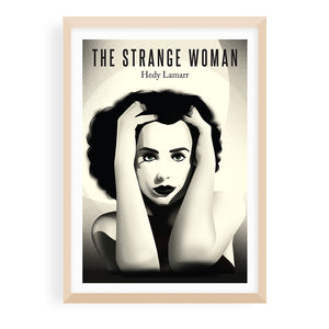 THE STRANGER WOMAN