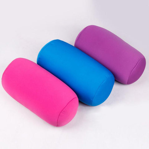 Super Soft MicroBead Roll Pillow / Cushion - 16 x 30cm