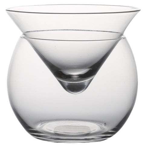 Distinctive Iced Crystal Cocktail Glass For Your Next Cocktail Party