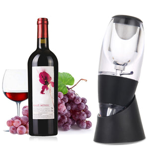 Wine Aerator Set / Wine Pourer - Decanter
