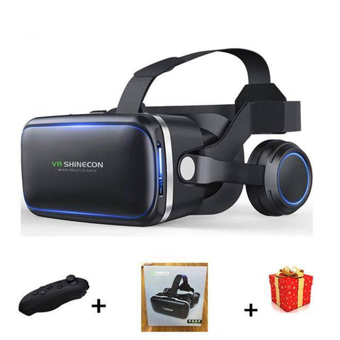 Excellent Quality VR Virtual Reality Glasses 3D Goggles Headset