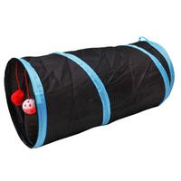 Foldable Cat Tunnel for Indoor or Outdoor use.  2/3/4 Holes