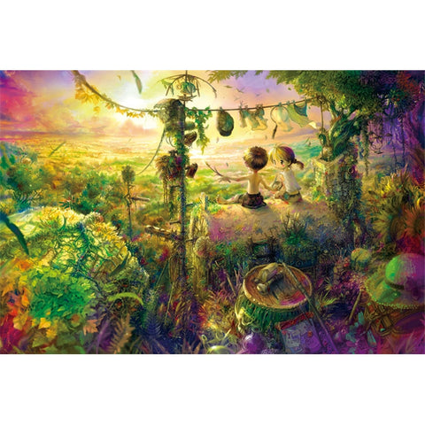 Wooden Jigsaw Puzzle 1000 pieces - Many Pictures to choose from