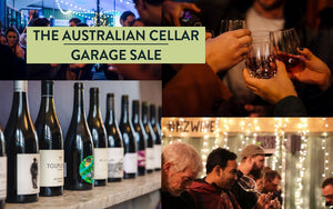 THE AUSTRALIAN CELLAR JOINS THE NZ CELLAR'S GARAGE SALE IN BRIXTON