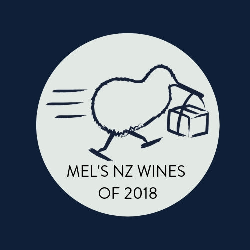 MEL'S Top New Zealand Wines of 2018 (6 bottles)