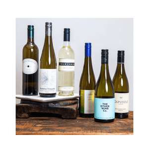 The Aussie White Mixed Case (6 bottles)