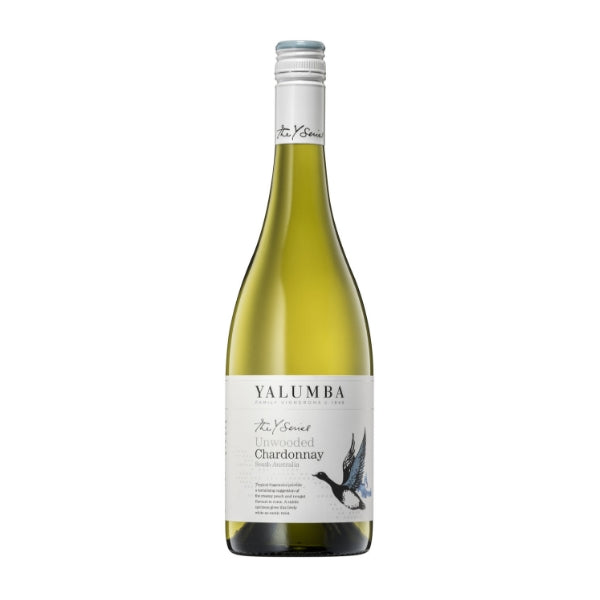 Yalumba Y Series Unwooded Chardonnay 2017