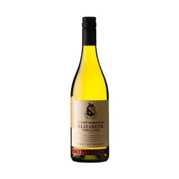 Mount Pleasant Cellar Ages Elizabeth Semillon