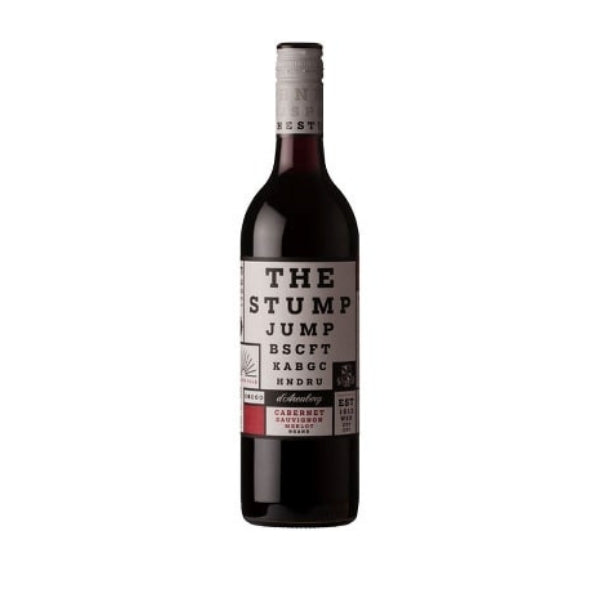 d'Arenberg The Stump Jump Cabernet Sauvignon