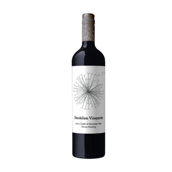 Dandelion Vineyards 'Lions Tooth of McLaren Vale' Shiraz/Riesling 2017