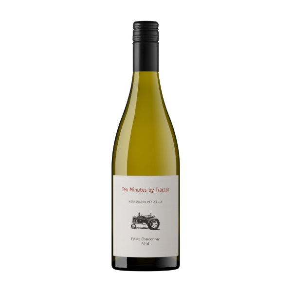 Ten Minutes By Tractor Estate Chardonnay 2016