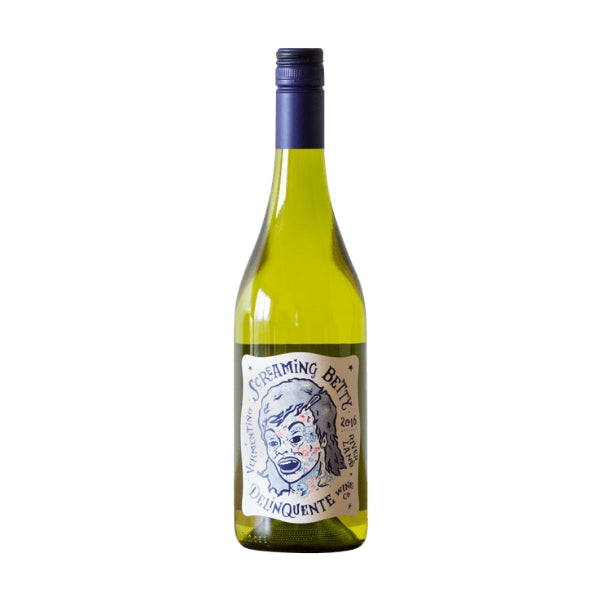 Delinquente Screaming Betty Vermentino 2018
