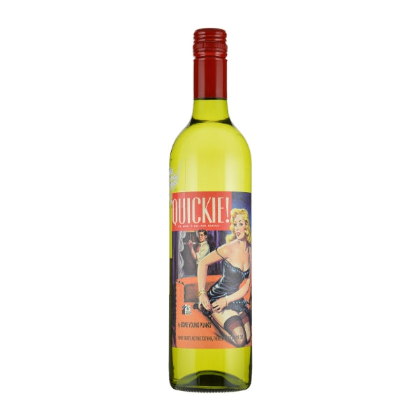 Some Young Punks Quickie! Sauvignon Blanc 2017